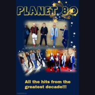 80's Tribute Band: The Planet 80