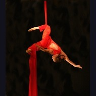Acrobatic Performer: Arch In The Sky