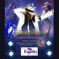 Michael Jackson Tribute Act: Edward is Michael Jackson