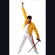 Queen Tribute Band: Ian Adams As Freddie Mercury