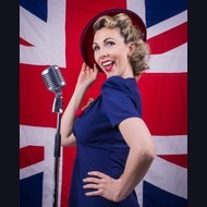 1940's & WWII : Jayne Darling - 1940s And Vintage Singer