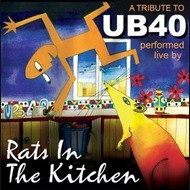 Reggae & UB40 Tribute Band: Rats In The Kitchen