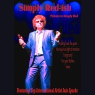 Simply Red Tribute Band: Simply Red-ish