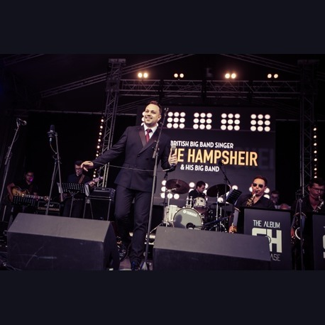A Celebration Of Swing With Shane Hampsheir
