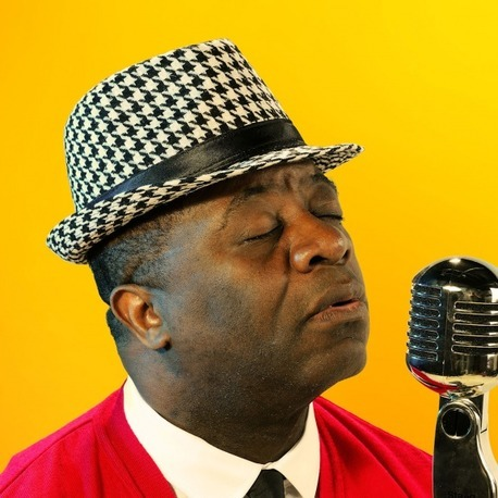 Dave Williams As Nat King Cole