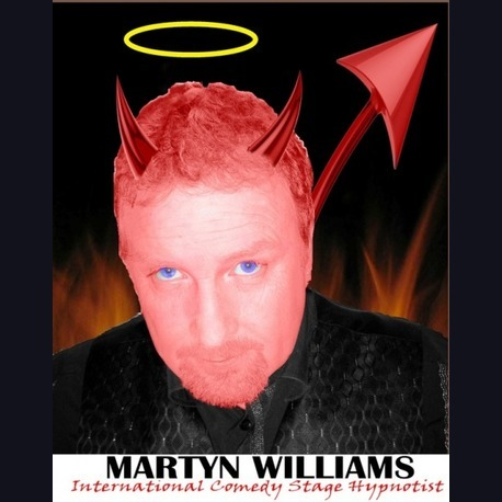 Martyn Williams (Hypnoman)