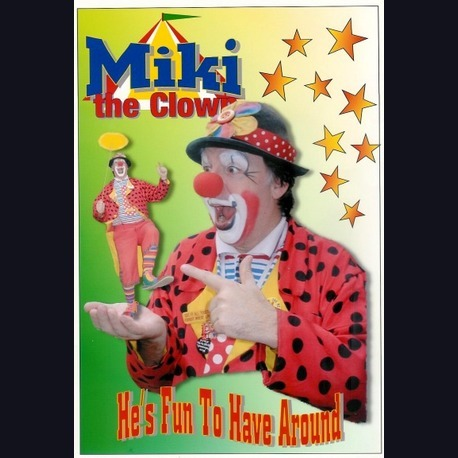 Miki the Clown