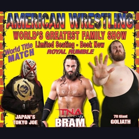 The American Wrestling Show