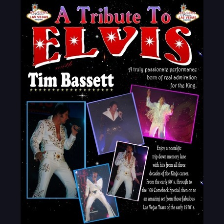 Tim - A Tribute To Elvis