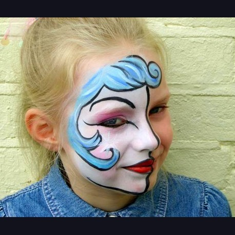 Zoe's Face Painting